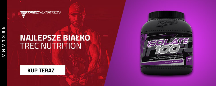 Isolate 100 Trec Nutrition