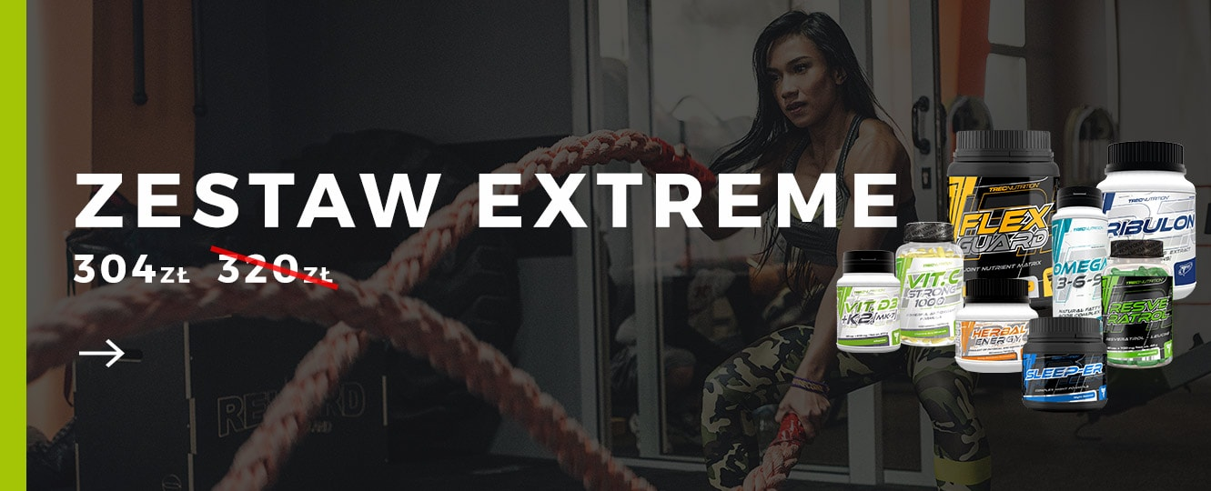 Zestaw Extreme