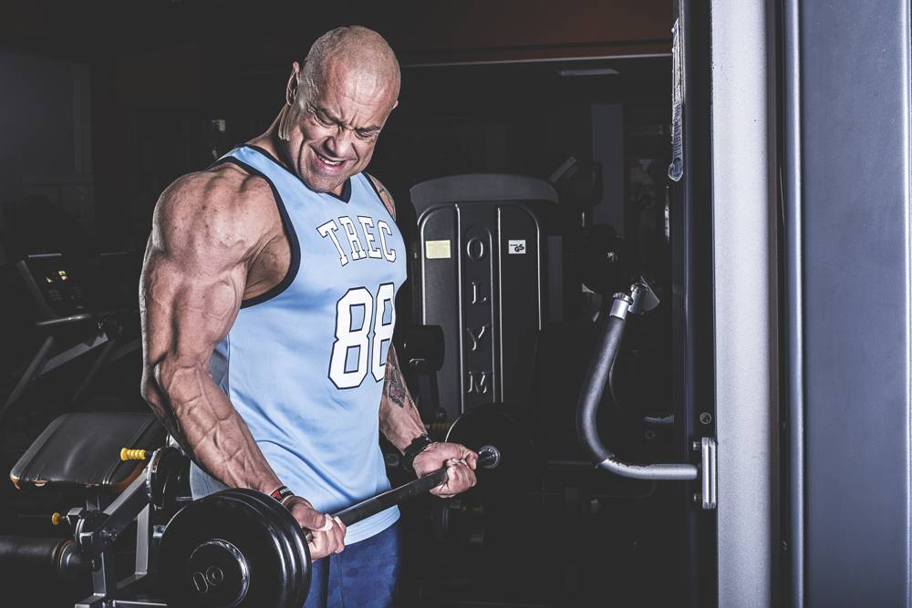 Dieta trening i suplementy na masę
