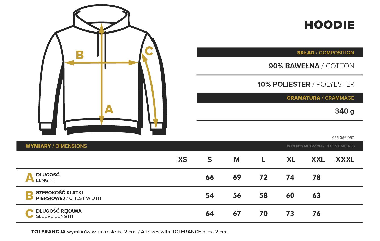 hoodie 059 classic maroon